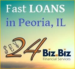 24Biz- Peoria IL Loans